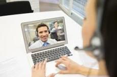 psicologo che usa skype