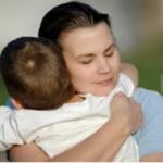 racconatare con amore della separazione ai figli