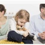 parlare insieme del divorzio ai figli
