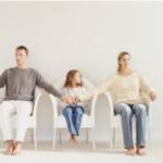 bambini felici dopo divorzio