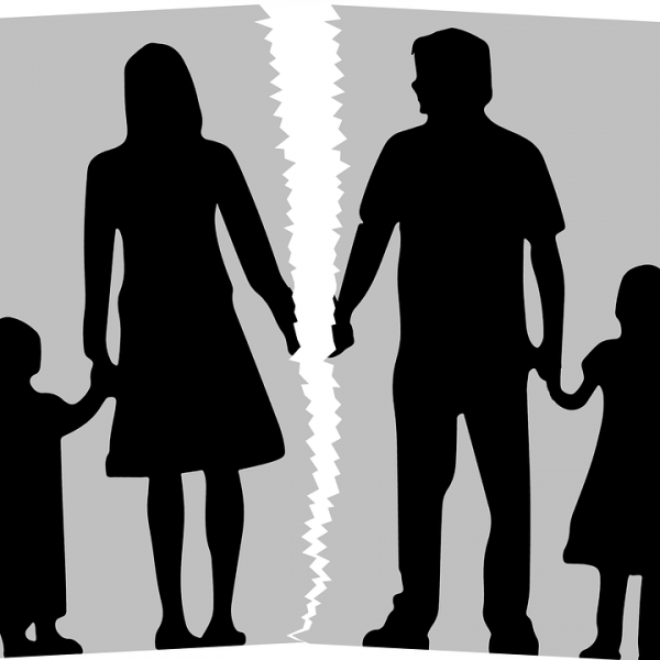 separarsi con figli consigli
