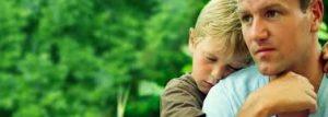 i bambini soffrono la separazione
