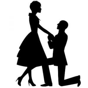 coppia senza sesso