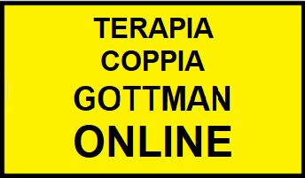 Terapia coppia Gottman online
